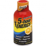 5 HOUR  ORANGE SINGLE ENERGY  SHOT