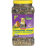 3-D   COCKATIEL FOOD