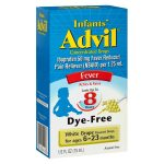 ADVIL INFANT GRAPE DROPS 15ml