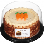8 DBL LAYER CARROT CAKE 2.8LBS