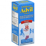 ADVIL CHILDREN'S FEVER, CHILDREN'S, 100 MG, SUSPENSION, GRAPE-FLAVORED LIQUID 4.OZ