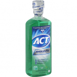 ACT FLUORIDE MOUTHWASH, ANTICAVITY MINT