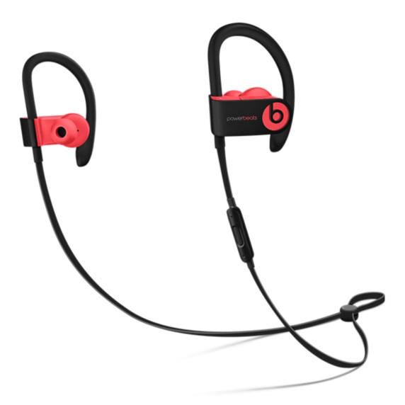 Beats Powerbeats3 Wireless Headphones – Siren Red (WSL)