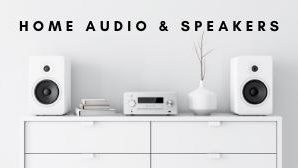 Home Audio & Speakers