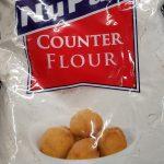 NUPAK COUNTER FLOUR 2.2LBS