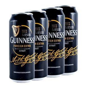 Guinness foreign extra stout 6pk