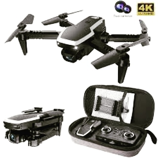 S171 Pro Fpv Mini Drone 4k HD Dual Camera 2.4G RC Quadcopter Altitude Hold Coreless Motor Wifi Foldable Drones With Cameras