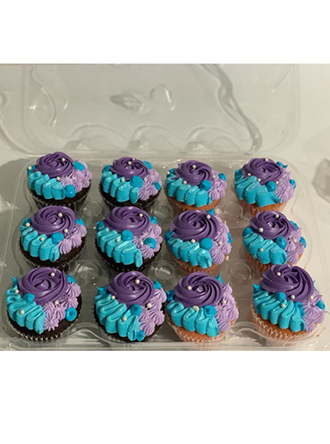 12 pack cupcakes