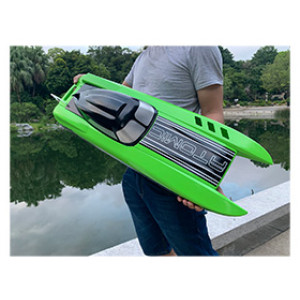 33.5″ Inch Remote Control Speed Boat Biggest Racing 75km/H Under Excellent Brushless Motor For Adults (ARTR)