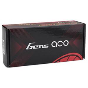 Gens Ace Redline 2s Shorty LiHV LiPo Battery 130C w/5mm Bullets (7.6V/5100mAh)